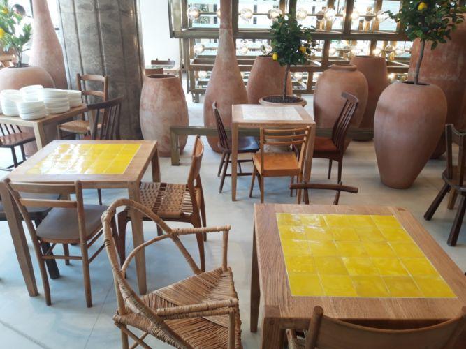 Bar à citron